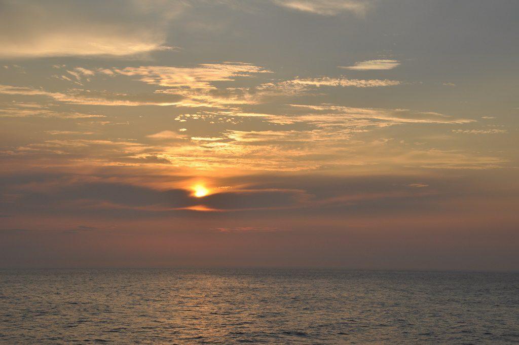 沈む夕日Ⅱ