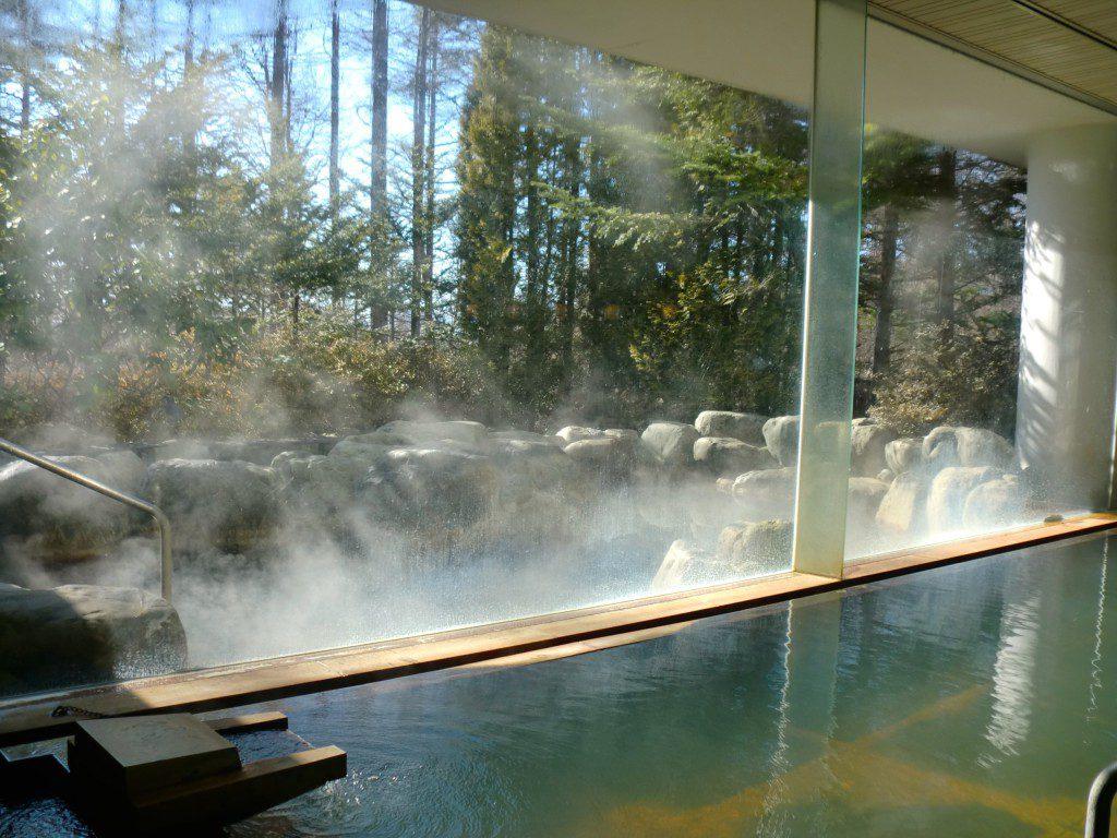 天然温泉 天女の湯