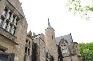 お城の外観です