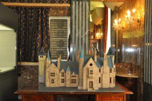 ロックハート城の模型