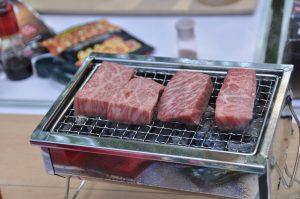 次は、極上ステーキ