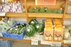 北海道の農産物です。