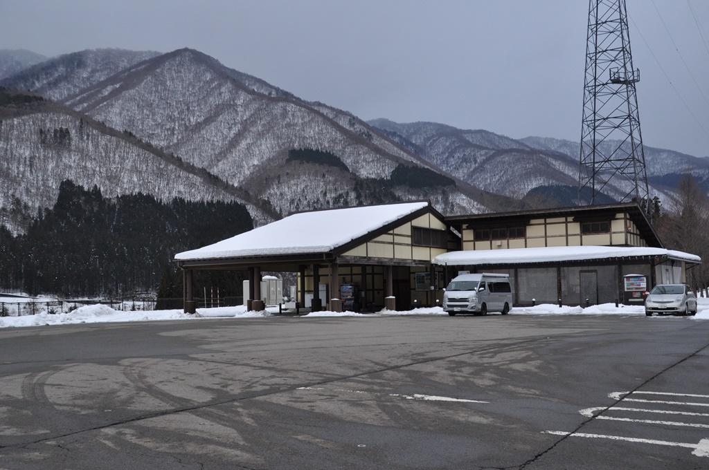 「道の駅 飛騨白山」です。
