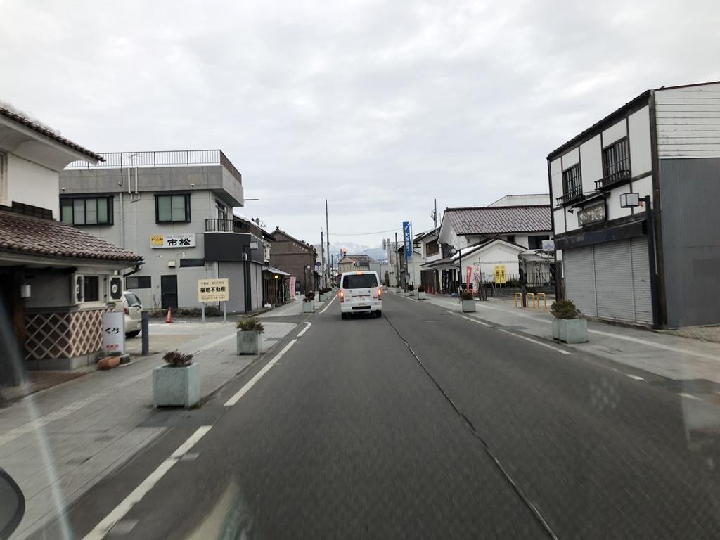 喜多方より大内宿へ向かいます。